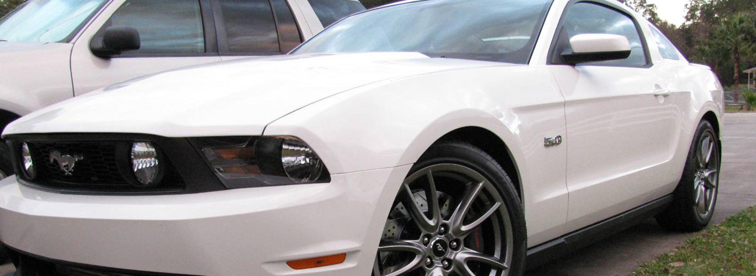 What Are The Best Brake Pads For A Ford Mustang?