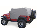 Jeep Covers & Tonneau Covers