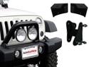 Jeep Light Bars & Mounting Brackets