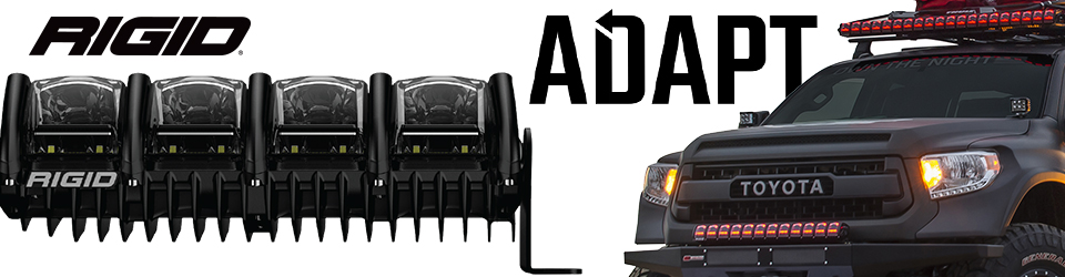 Rigid ADAPT LED Lights