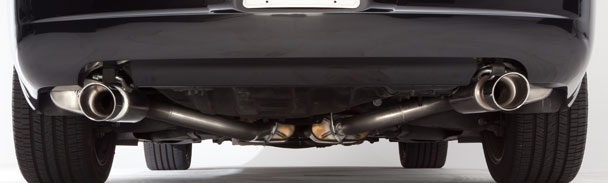 Toyota Corolla Cat Back Exhaust