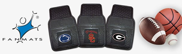 For Ncaa Team Logo Mats