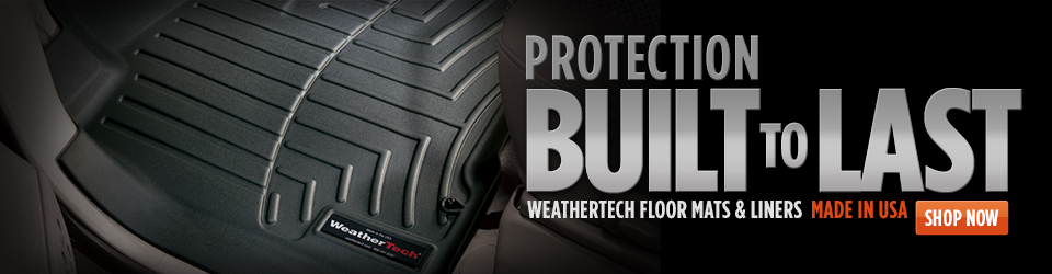 WeatherTech Big Game Commercial Ad