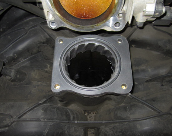 diameter throttle body
