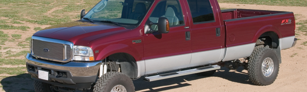 Running Boards Comparison Whats The Right Type Of Running Board