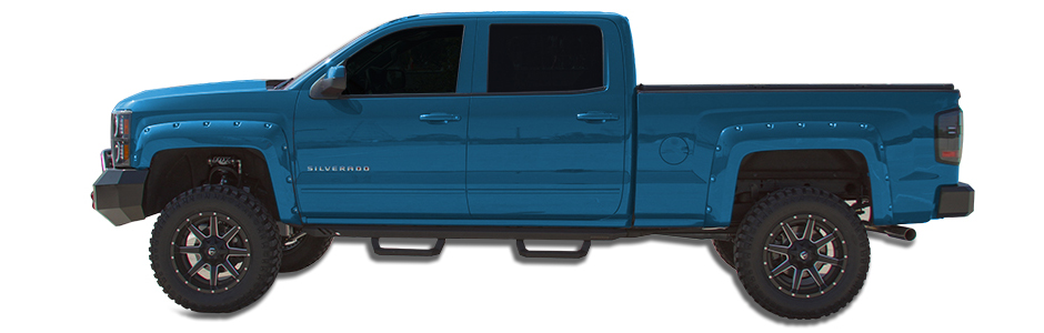Who Makes The Best Truck Step Bars