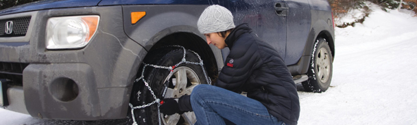 How To Install Thule Tire Chains Chain Installation Video For Cars Trucks Suvs