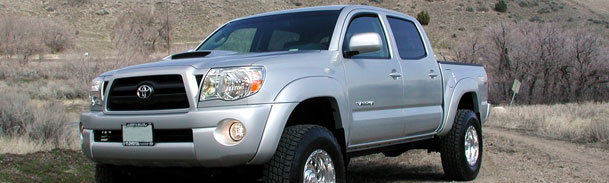 Top 10 Toyota Tacoma Performance Upgrades Mods