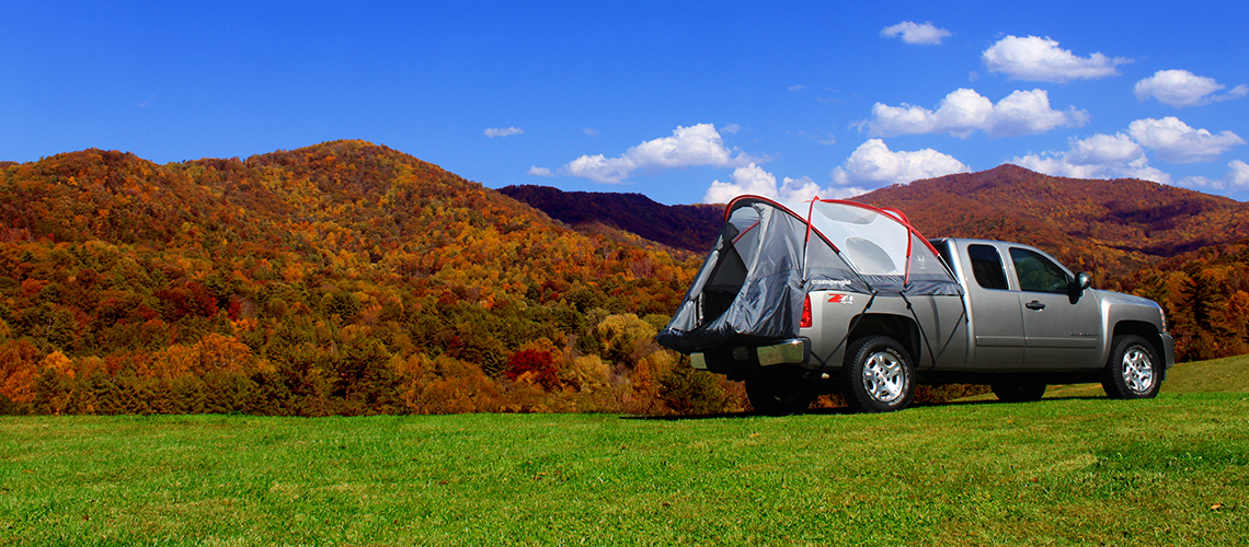 Truck-Tent-Camping