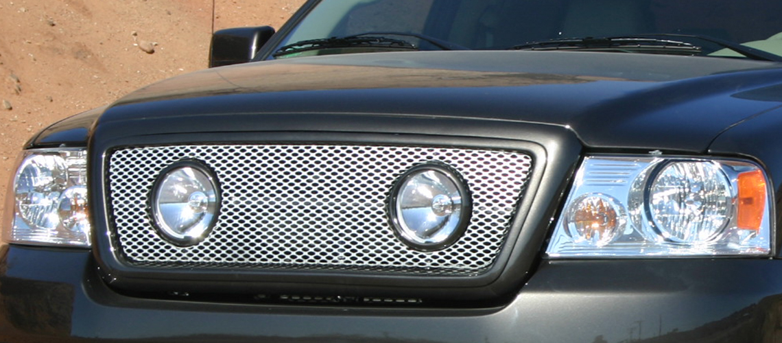 ABS Plastic Corrosion Resistant Billet Grille