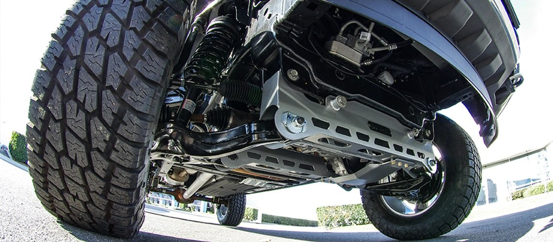 Lift Kits vs  Leveling Kits: What's the Difference