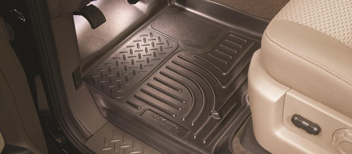 husky liners vs  weathertech  choosing the best floor mat