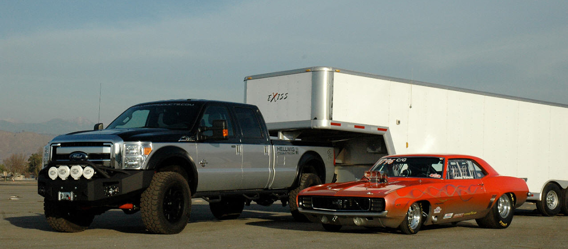 Towing-Trailer