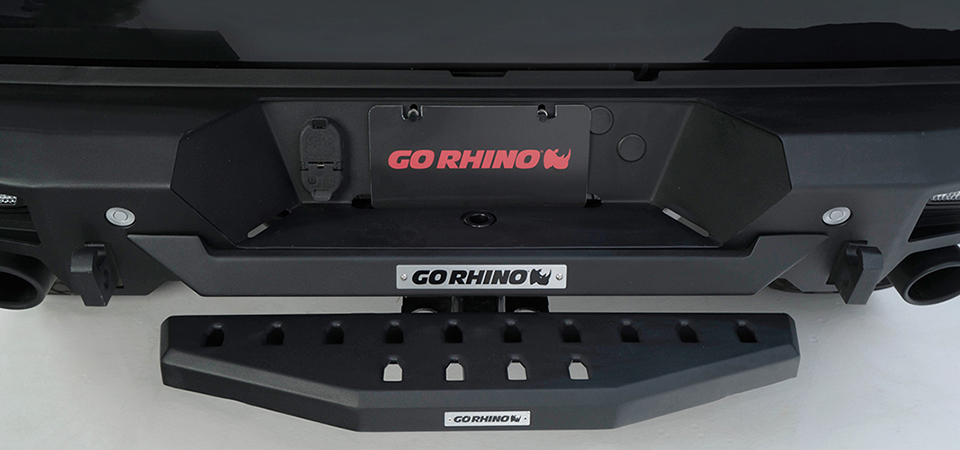 Go Rhino Hitch Step