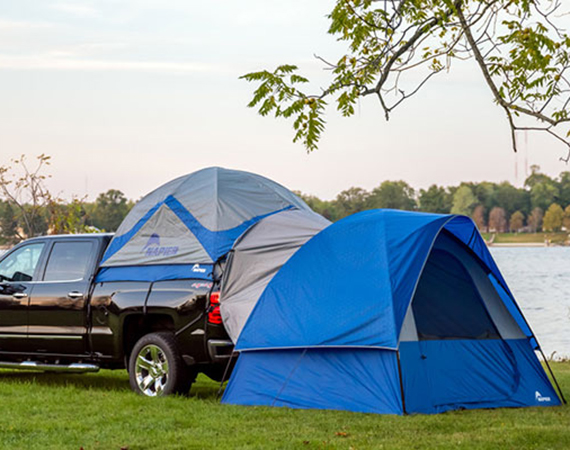 Truck-Tent-Extension