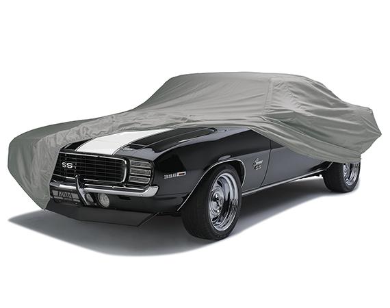 Fleeced Satin Vehicle Cover