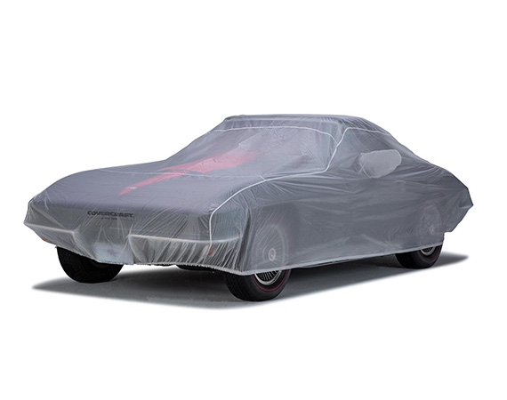 Viewshield indoor car cover