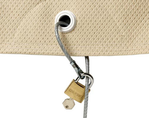 Lock and Cable Accesories Covercraft