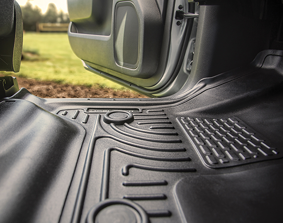 Floor Mats Vehicle Interior