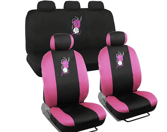 Girly Car Seat Covers: AutoAnything Resource Center