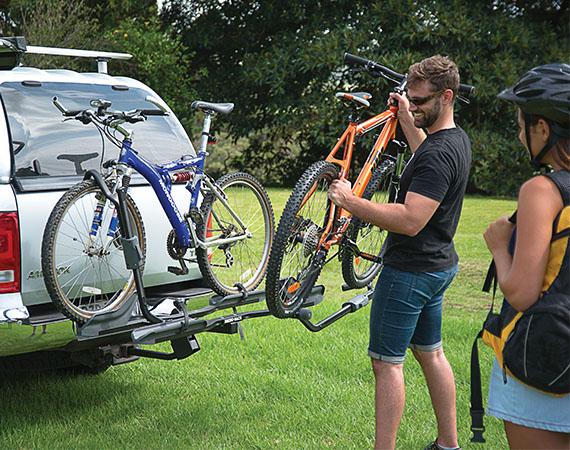 Hitch Mount Bike Rack