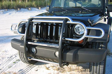 Jeep Off Road Grille Guard