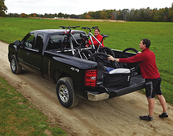 Truck-Bed-Bike-Rack