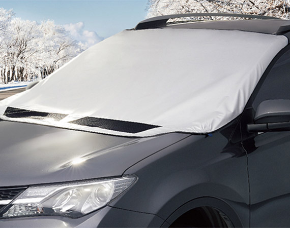 Windshield-Snow-Cover