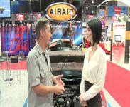 AutoAnything Interviews AIRAID at SEMA 2012