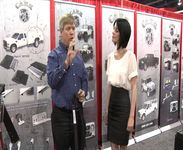 AutoAnything Interviews CARR at SEMA 2012