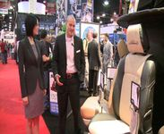 AutoAnything Interviews Coverking at SEMA 2012