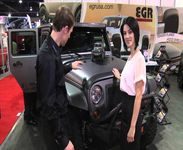 AutoAnything Interviews EGR at SEMA 2012
