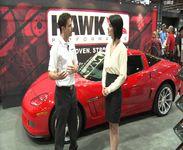 AutoAnything Interviews Hawk at SEMA 2012