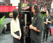 AutoAnything Interviews Jet at SEMA 2012