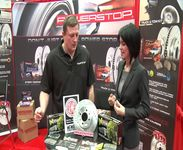 AutoAnything Interviews Power Stop at SEMA 2012