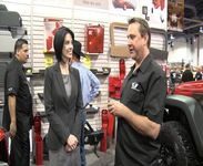 AutoAnything Interviews Rampage at SEMA 2012