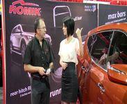 AutoAnything Interviews Romik at SEMA 2012