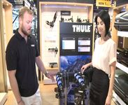 AutoAnything Interviews Thule at SEMA 2012