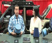 AutoAnything Interviews Volant at SEMA 2012