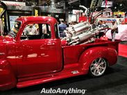 Beautiful Color On This Custom Pickup