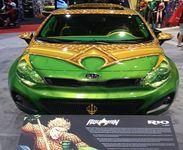 Dc Comics Aquaman Kia Rio