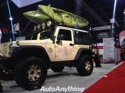 Decked Out Jeep From Our Friends At Rugged Ridge