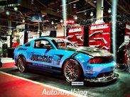 Doug Thorleys New Mustang