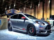 Tanner Foust Edition Ford Focus
