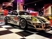 Tricked Out Porsche From The Weathertech Booth