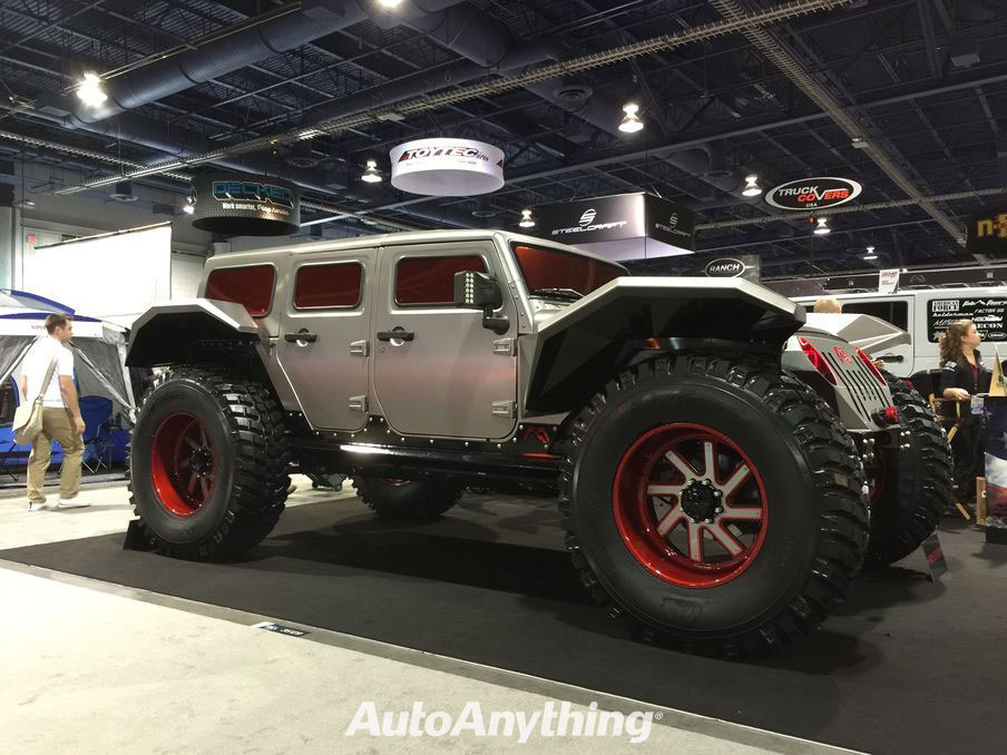 9 Of The Best Worst Amp Weirdest Vehicles From Sema 2014