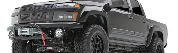 Suspension on Custom 2004 Toyota Sequoia