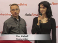 Bushwacker Fender Flares Interview Video with AutoAnything at SEMA 2011