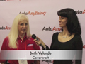 Covercraft Car Covers Interview Video with AutoAnything at SEMA 2011