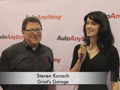 Griot's Garage Interview Video with AutoAnything at SEMA 2011